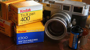 Don't My Kodachrome Away?