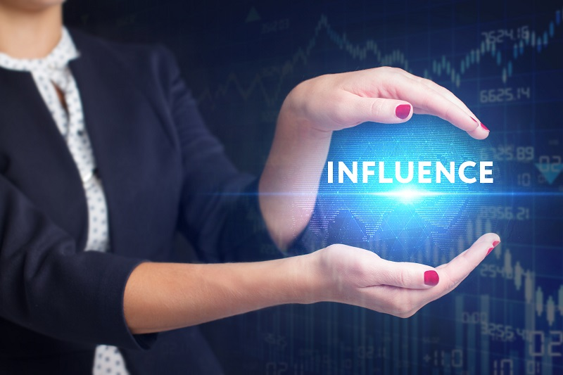 Think Influence, Not Authority
