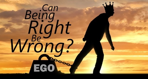 Can Being Right be Wrong?