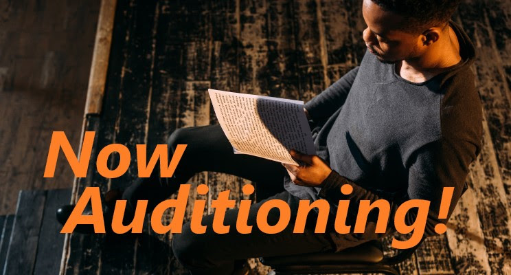 Now Auditioning!