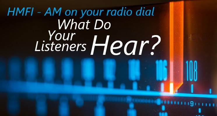What Do Your Listeners Hear?
